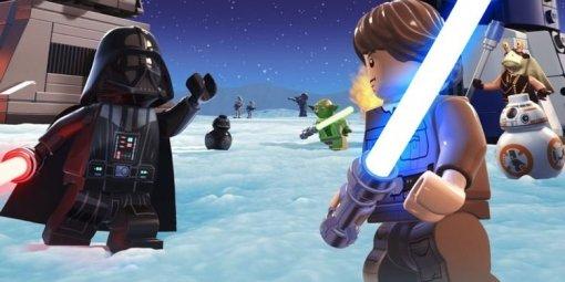 Анонсирована игра LEGO Star Wars Battles вжанра Tower Defenseдля Apple Arcade