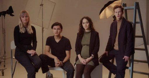 KION и МЧС России сняли социальный ролик с актёрами сериала «Шестнадцать+»