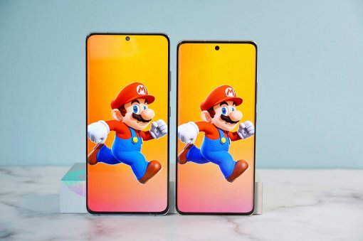 Опубликованы сравнительные фотографии Xiaomi Civi иSamsung Galaxy S21 Ultra