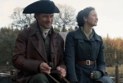 Втизере шестого сезона «Чужестранки» показали приближение Война занезависимость США