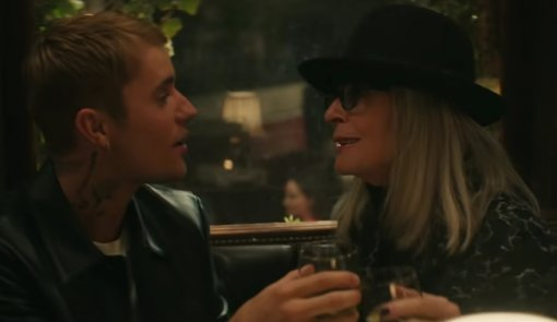 Звезда «Крёстного отца» и фильмов Вуди Аллена сыграла в клипе Джастина Бибера